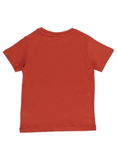 Hummel Çocuk Tişört Korsor 911133-3840 Renkli